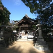 Temple 58: Senyuji (Temples on the Pilgrimage)