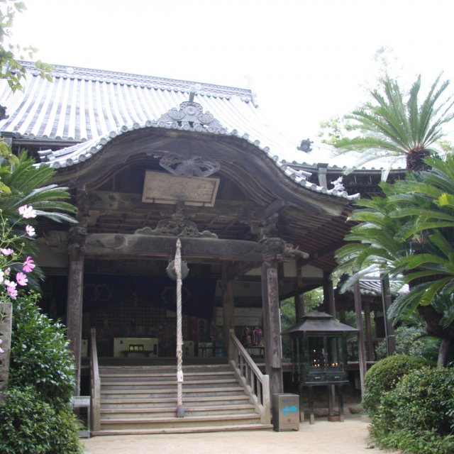 Temple 46: Joruriji (Temples on the Pilgrimage)