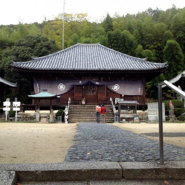 Temple 49: Jodoji (Temples on the Pilgrimage)