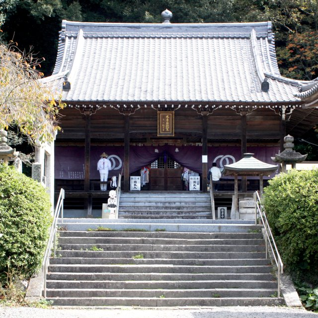 Temple 50: Hantaji (Temples on the Pilgrimage)