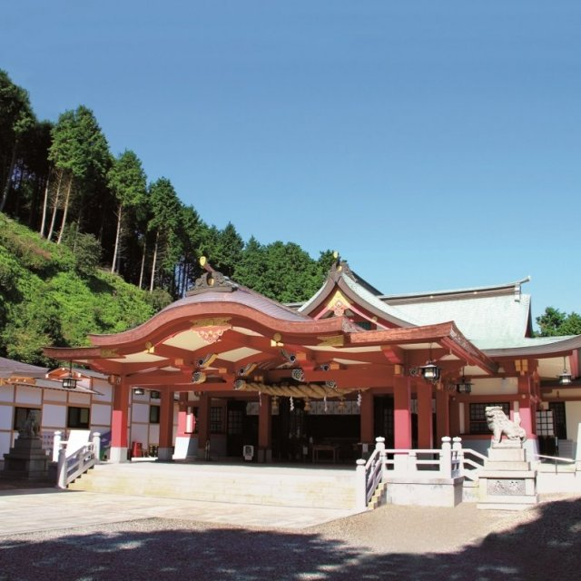 Ishizuchi Shrine