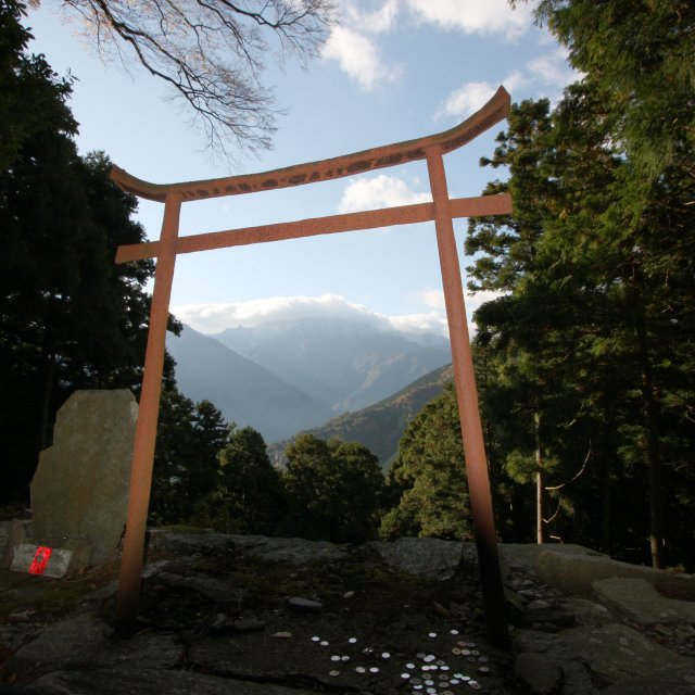 Temple 60: Yokomineji (Temples on the Pilgrimage)