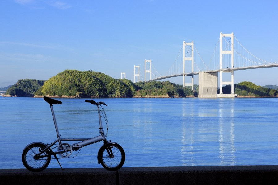 Great Cycling on Shimanami Kaido